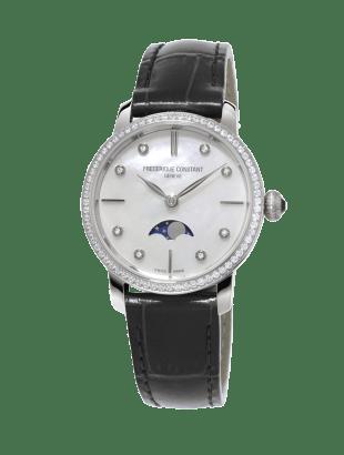 Frederique Constant Slimline Moonphase FC-206MPWD1SD6