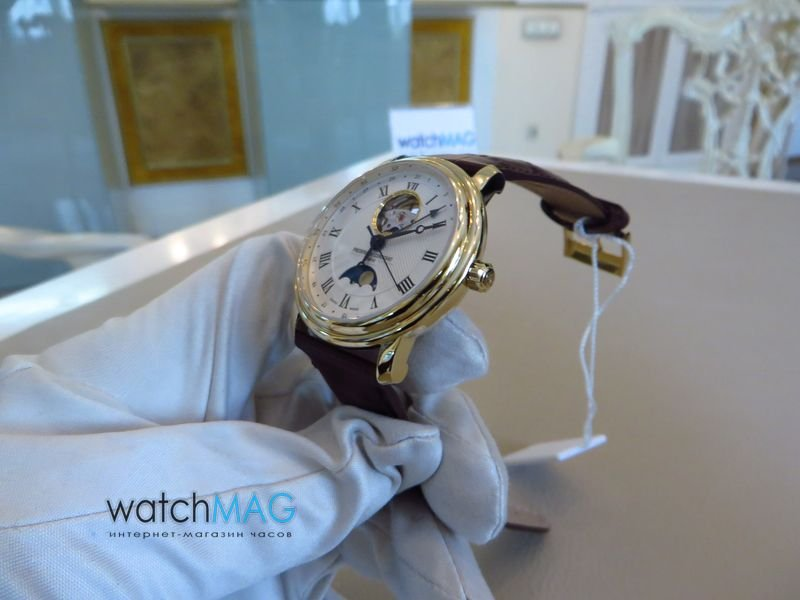 Longines Watchmaking Tradition Master Collection L26734