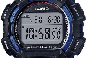 Вибробудильник на Casio W-736