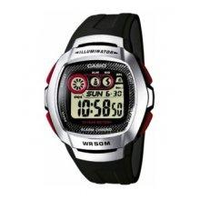 Часы Casio Collection W-210-1DVEF