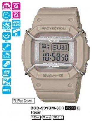 Casio BGD-501UM-8ER