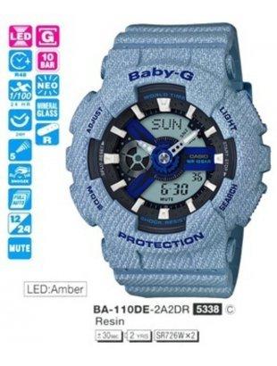 Casio Baby-G BA-110DE-2A2ER