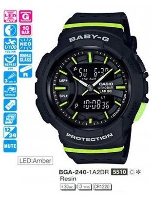 Casio Baby-G BGA-240-1A2ER
