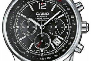 Casio Хронограф Edifice EF-500D-1AVEF