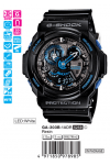 Часы Casio G-Shock GA-303B-1AER