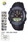 Часы Casio Collection HDC-600-1BVEF