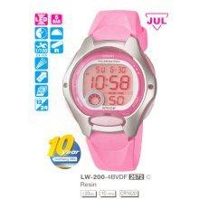 Часы Casio Collection LW-200-4BVEF