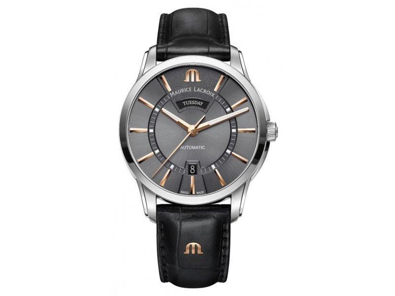 ac2255cf Maurice Lacroix Pontos PT6358-SS001-331-1 - WatchMag - купить в ...