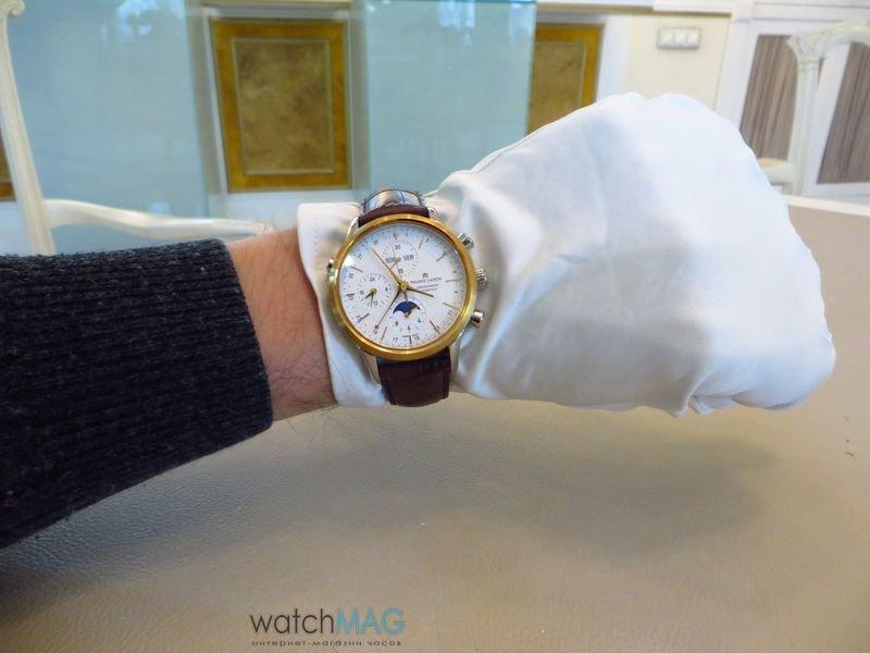 Часы Maurice Lacroix: купить копии часов Морис Лакруа в