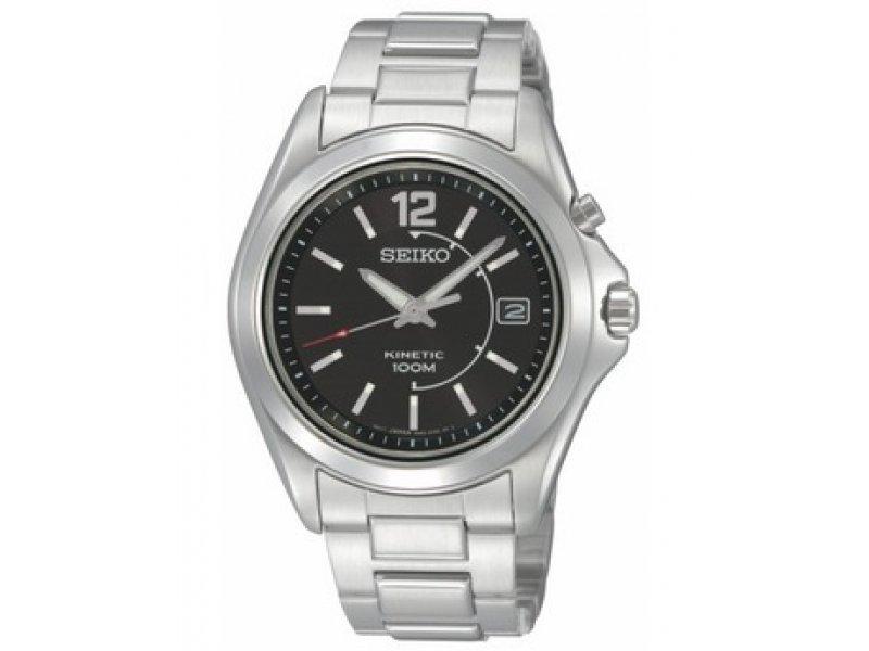 Фото Японские часы мужские Seiko Kinetic SKA477P1 (SKA477P1