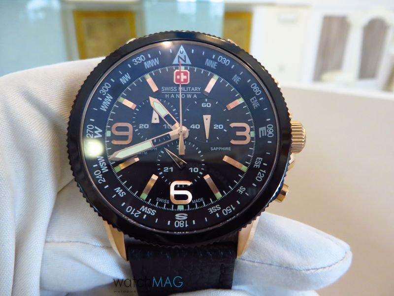 Часы SWISS MILITARY Hanowa наручные, купить Свисс