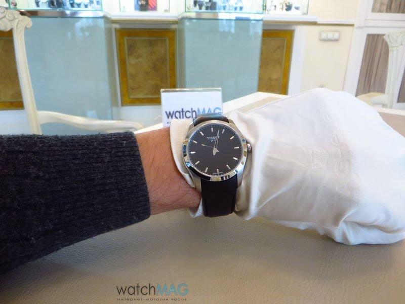 Купить наручные часы Tissot T0354101105100