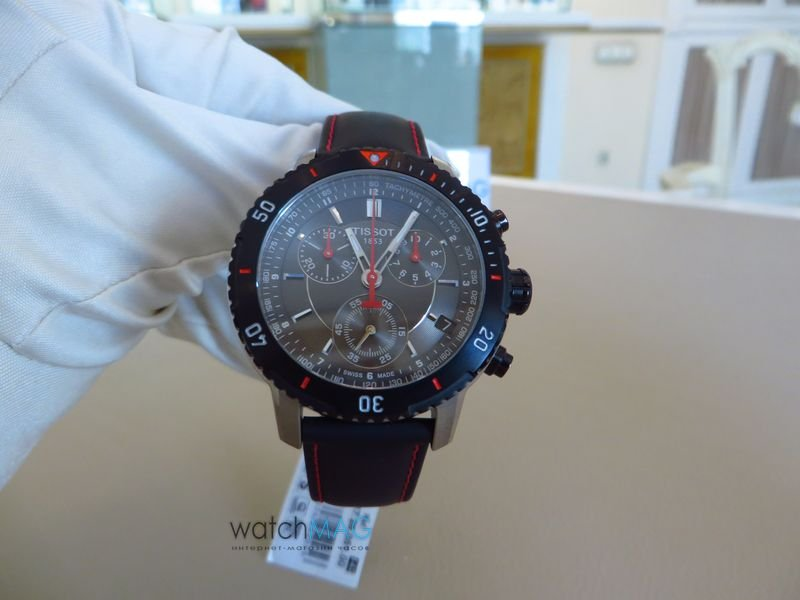 Tissot T-Race Touch - YouTube