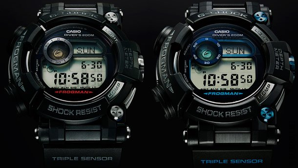 Casio G-Shock GWF-D1000