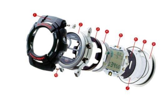 Casio G-SHOCK G-2900f