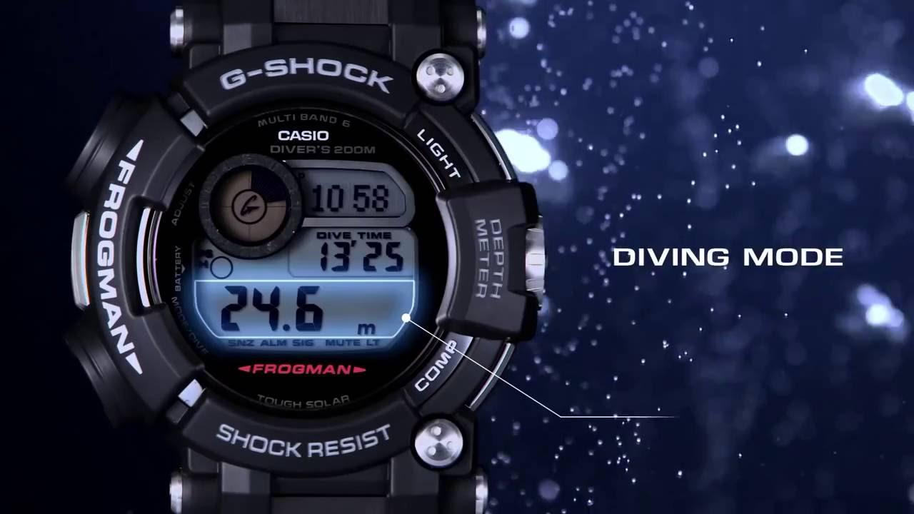 G-Shock GWF-D1000