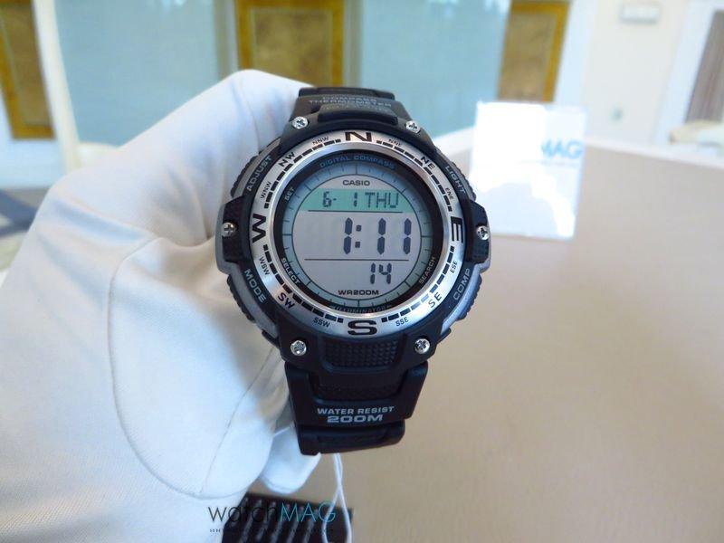 Casio SGW-100-1VEF
