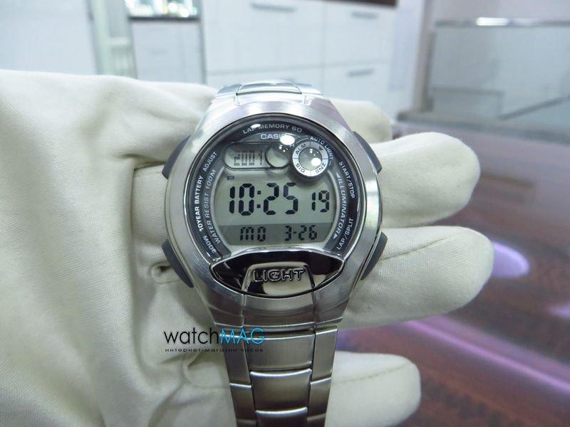 Casio W-752D-1AVEF