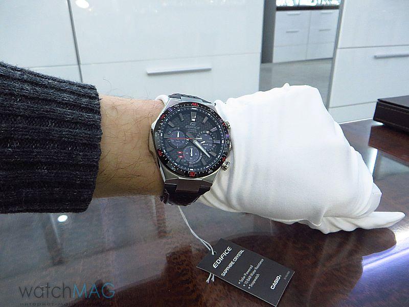 Купить часы Casio Edifice EFS-S520CBL-1AUEF в Харькове