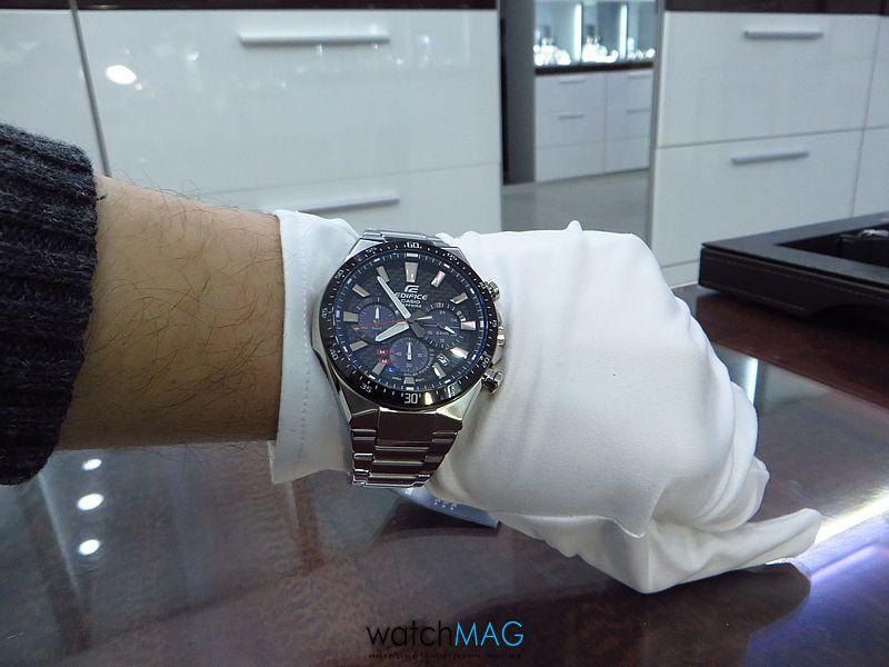 Купить часы Casio Edifice EFS-S520CDB-1AUEF в Харькове