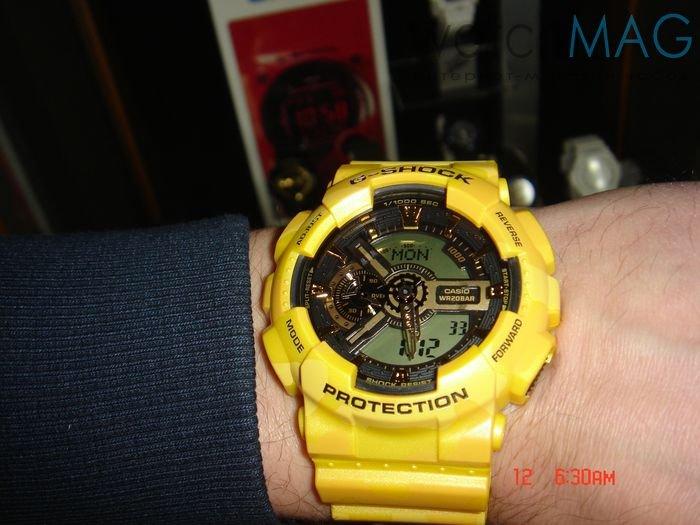 Casio G-Shock GA-110CM-9AER