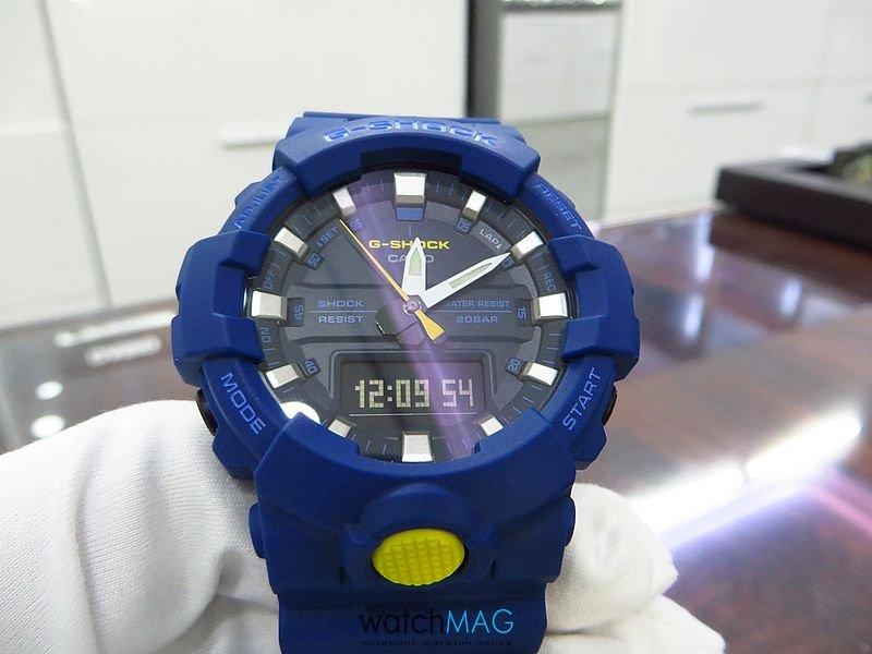 CASIO G-SHOCK GA-800SC-2AER