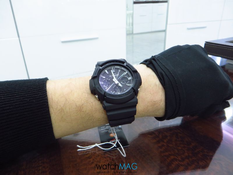 Купить часы Casio G-Shock GAW-100B-1AER в Харькове