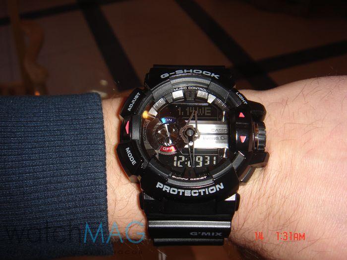 Casio G-Shock GBA-400-1AER