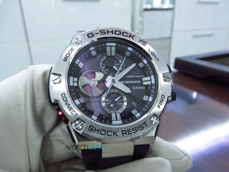 Casio G-Shock GST-B100-1AER