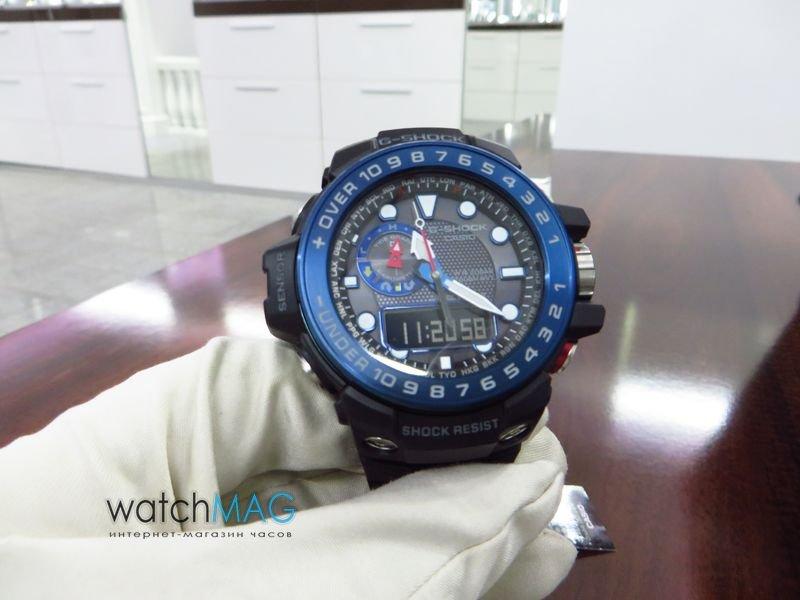 Casio G-Shock Gulfmaster GWN-1000B-1BER