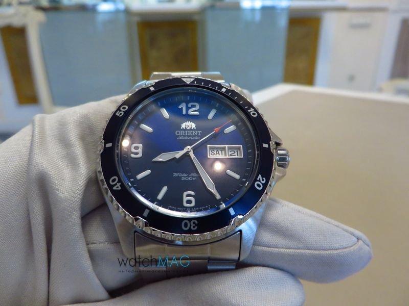 Orient Blue Mako II FAA02002D9