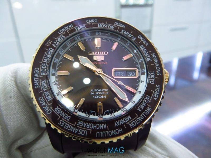 Часы Seiko Automatic SRP132K1 в Харькове